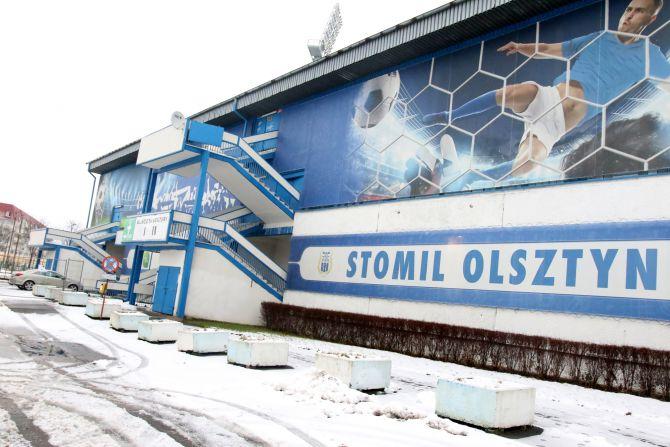 Piłkarze Stomilu Olsztyn wrócili do treningów