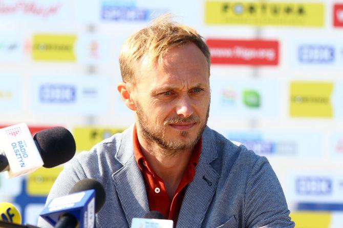 Grzegorz Lech: Pracujemy jeszcze nad dwoma transferami. ZOBACZ WIDEO!