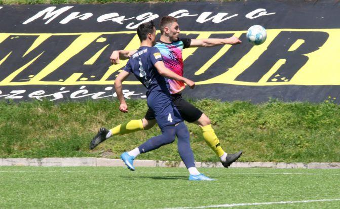 ForBET IV Liga: Mamry Giżycko w III lidze