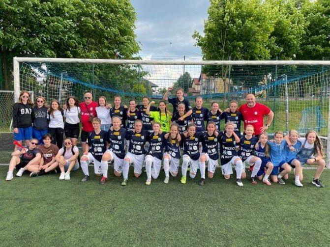 Piłkarki Stomilu w półfinale CLJ