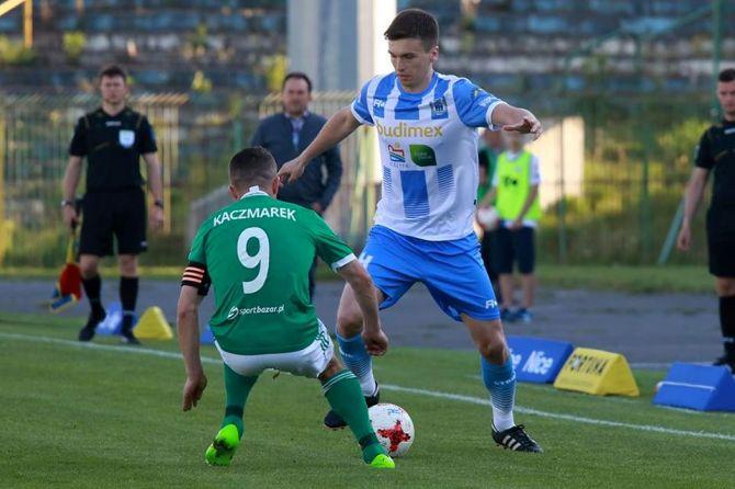 Stomil przegrał 1:3 z Olimpią Grudziądz