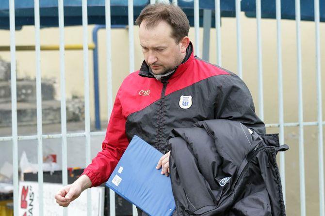 Rozmowa z trenerem Adamem Łopatko. ZOBACZ WIDEO!