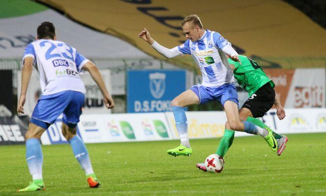 W. Biedrzycki: W pierwszej połowie nasza gra wyglądała średnio
