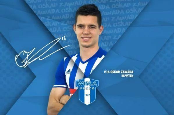 Zawada zadebiutował w Ekstraklasie