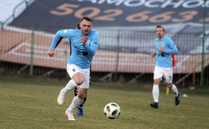 Stomil Olsztyn pokonał 2:0 GKS Tychy!