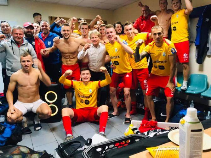Stomil awansował do dalszej fazy Pucharu Polski